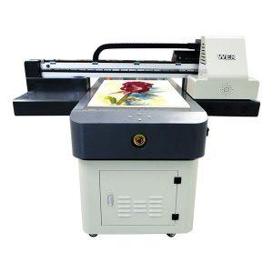 Επαγγελματικός εκτυπωτής pvc ψηφιακός εκτυπωτής uv, εκτυπωτής επίπεδης επιφάνειας a3 / a2 uv