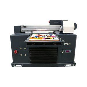 ζεστό πώληση a3 dx5 επικεφαλής ψηφιακή t-shirt uv επίπεδη μηχανή εκτύπωσης
