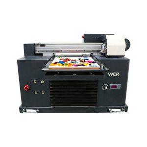 μέγεθος a3 πλήρης αυτόματη 4 χρωμάτων dx5 κεφαλή εκτυπωτή μίνι uv εκτυπωτής dtg uv flatbe
