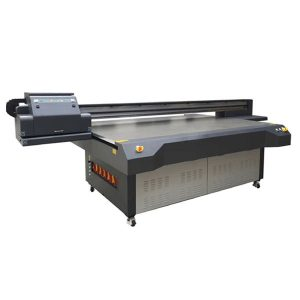 uv εκτυπωτής εργοστάσιο ακρυλικό ξύλο δημητριακών UV μηχανή εκτύπωσης