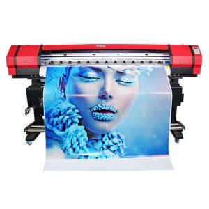 ευρεία διατύπωση 6 χρωμάτων flexo banner αυτοκόλλητο διαφανές εκτυπωτή inkjet