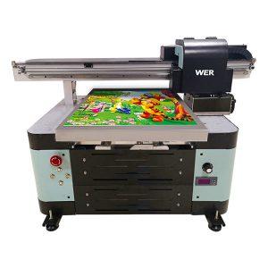 ψηφιακό μηχάνημα εκτυπωτή επίπεδης επιφάνειας a2 uv