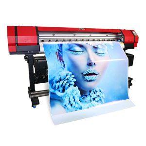 1.6m υπαίθριος εκτυπωτής εσωτερικού χώρου eco solvent μικρός PVC