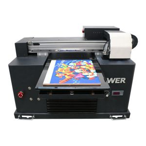 A2 a3 εκτυπωτής επίπεδης ψηφιακής ψηφιακής εκτύπωσης ψηφιακού εκτυπωτή inkjet