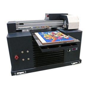 μηχανή εκτύπωσης inkjet οδήγησε επίπεδη εκτυπωτή uv για το μέγεθος a3 a4