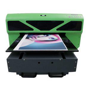 απευθείας από το εργοστάσιο a2 μέγεθος 6 χρώματα usb κάρτα flatbed dtg εκτυπωτές προς πώληση