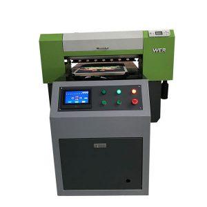 Καλύτερη Πώληση T-shirt Textile επίπεδη εκτυπωτή ακρυλικό ένδυμα εκτυπωτή εκτυπωτή επίπεδη μηχανή