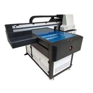 a1 6090 εκτυπωτής άμεσου εκτοξευτήρα UV για μεταλλικά κεραμικά υλικά από ξύλο καρτών ξύλου