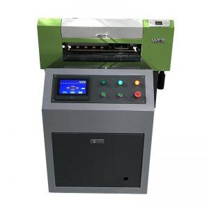 pvc εκτυπωτής μεγάλου μεγέθους εκτυπωτής καμβά εκτύπωσης golf μπάλα μηχανή WER-ED6090UV
